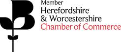 Member of Hereforshire and Worcestershire Chamber of Commerce
